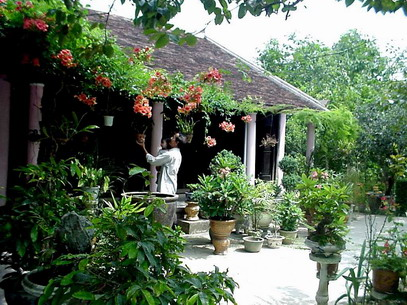 Hue - maison jardin An Hien
