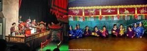 Les artistes populaires de marionnettes