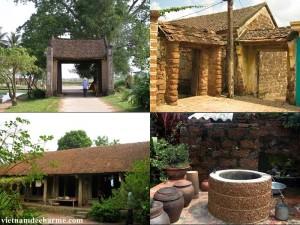 L'ancien village de Duong Lam