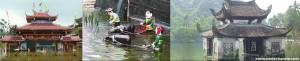 Marionnettes sur eau du Vietnam