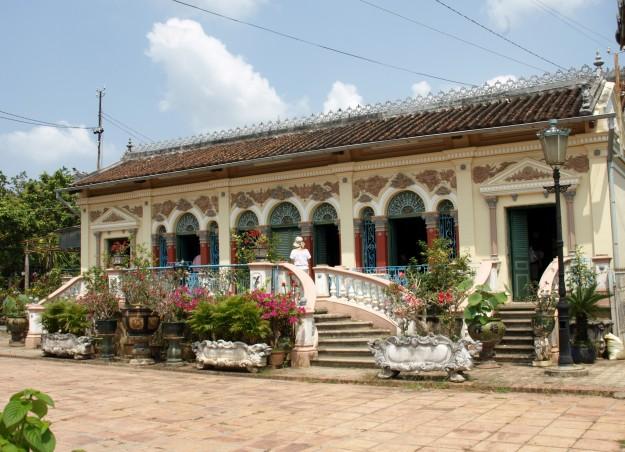 Can Tho - maison Binh Thuy2