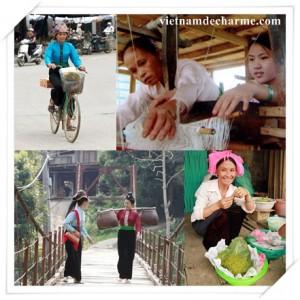 Les Thais et les Tays a Muong Lo, Nghia Lo