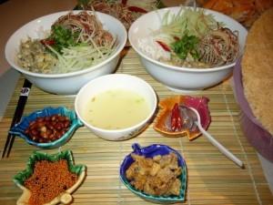 Le com hên, spécialité huéenne