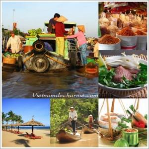 Voyage hors des sentiers battus dans le delta du Mekong
