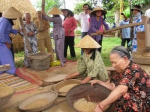 Le marche rural de Thanh Toan, provice de Hue