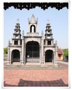 La chapelle du Cœur immaculé de Marie ou l'église de pierre