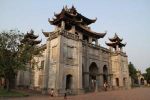 La cathédrale Phat Diêm