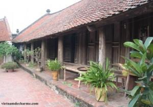 La maison traditionnelle Viêt