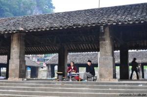 L'ancien marché de Dong Van