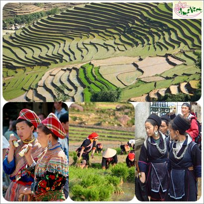 voyage Sapa dans un circuit Vietnam authentique