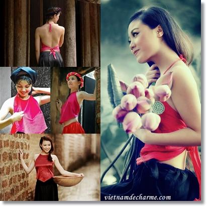 Yem Dao - La Camisole Vietnamienne