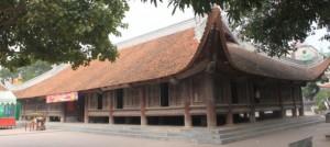 La maison communale de Dinh Bang