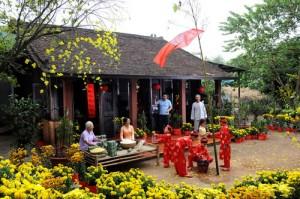 Tet traditionnel du Vietnam