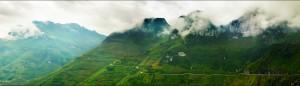 Le Col de Ma Pi Leng, province de Ha Giang