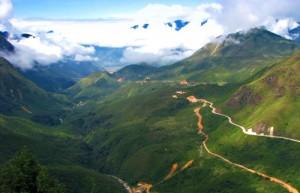 Le col d'O Quy Hô reliant la région de Lao Cai à celle de Lai Chau