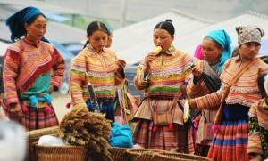 Le marché de Cân Câu