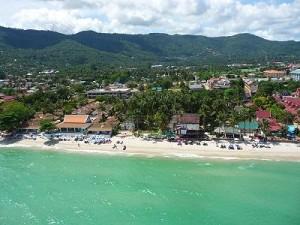 THAILANDE - Koh Samui plage de Chaweng sud